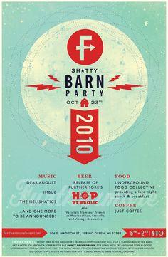 Erin Fuller poster design typography