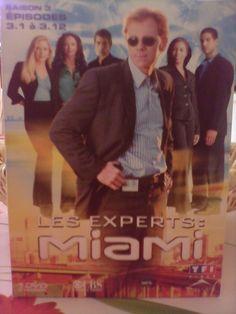 CSI EXPERTS MIAMI SAISON 3 - 1 à 12
