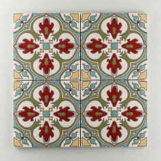 Barella Spanish Tile-Kitchen Backsplash