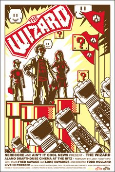 Mondo: The Archive   Tim Doyle - The Wizard, 2008