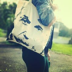 Hey, I found this really awesome Etsy listing at https://www.etsy.com/listing/110991062/canvas-tote-bag-screen-printed-albert