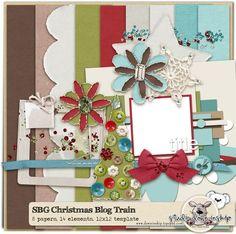 SBG Christmas Blog Train