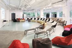 Image result for COOL MEETING SPACES