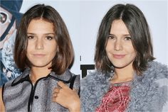 Hairstyles for Oval Faces: The Most Flattering Cuts: Between Shoulder-Length and Chin-Length