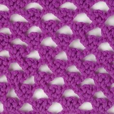 5 Awesome Crochet Stitch Patterns Easy Enough for Beginners