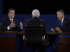 """""""La realtà dei fatti, dietro le parole"""" -   Fatto: il Presidente Obama ha vinto il terzo dibattito presidenziale a scapito di Mitt Romney con una retorica giudicata da molti impeccabile. Anche Romney, però, non è stato a guardare. Domanda: ma tante belle parole e dichiarazioni erano supportate dai fatti? Erano veritiere?"""