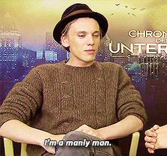 mortal instruments interview gif - Google Search