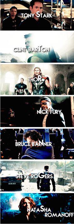 Avengerssss <3