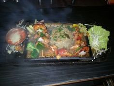 Lift up your #monday office mood with our #chicken tikka #sizzler