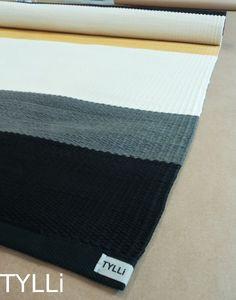 Manta Crochet, Textiles, Loom Weaving, Bath Rugs, Carpet, Fabric, Handmade, Image, Decor