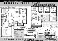 84 best 6 bedroom house plans images in 2019 floor plans house rh pinterest com