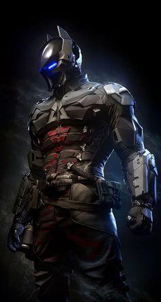 Batman Arkham Knight 744x1392 Pixels