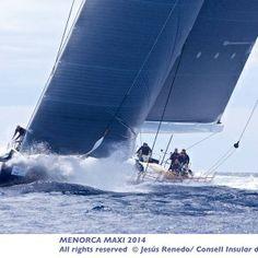Menorca Maxi 2014 ultimo dia regatas