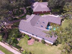 A GAF Camelot 2 Designer shingles roof installed by American Roofing & Construction with a 50 years warranty Shed Roof, House Roof, American Roofing, Roof Shingle Colors, Modern Roofing, Living Roofs, Steel Roofing, Roofing Shingles, Roof Architecture