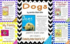 This bundle contains all 5 stories for the  2014 2nd Grade Journeys: Unit 1.There are a total of 40 student pages to be used as supplemental…