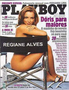 Playboy (Brazilian Edition) August 2003