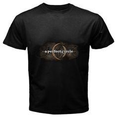 a perfect circle  tshirt  Size S M L XL 2XL  3XL 4XL and 5XL | butikonline83 - Clothing on ArtFire $18