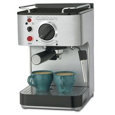 Cuisinart Espresso Machine Tools & Home Improvement - Coffee, Tea & Espresso Appliances - http://amzn.to/2lyIEN6