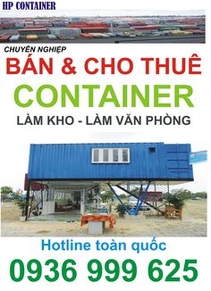 container văn phòng, bán container văn phòng http://gianhangvn.com/containervietnam/container-van-phong-0936999625--2spct51399.html