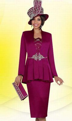 Ben Marc International Womens Church Suit 4638