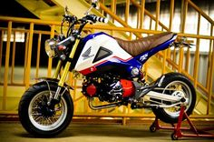 Honda Grom / MSX125 - what could you do?