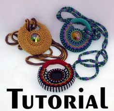 seed bead necklace patterns for beginners Beaded Necklace Patterns, Seed Bead Patterns, Beading Patterns, Crochet Necklace, Seed Bead Bracelets Tutorials, Beading Tutorials, Beading Ideas, Seed Bead Jewelry, Beaded Jewelry