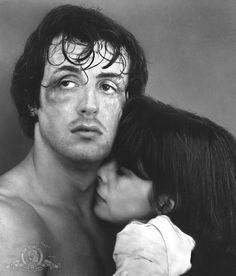 """BALBOA, ROCKY: Yeah, I've had to watch most of the """"Rocky"""" movies more than once with my Mom ... Thank goodness I was out of the house before the last two came out, but some of the early ones are classics."""