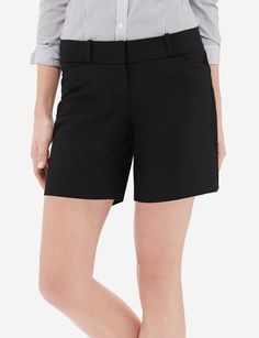 Our Tailored Shorts are a universal fit that flatters every figure, with a crisp look for clean styling. Tailored Shorts, Casual Shorts, Classic Style, My Style, Pants For Women, Clothes For Women, Stylish Outfits, Short Dresses