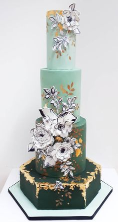 This cake is stunning!