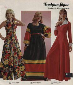 1970'S Dresses