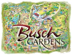1000 Images About Busch Gardens Tampa Bay Fl On Pinterest Busch Gardens Tampa Busch Gardens