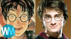 10 Shocking Differences Between the Harry Potter Movies and Books - YouTube