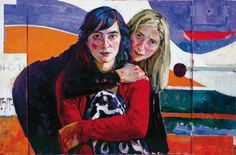 Xenia Hausner Xenia Hausner was born in Vienna in After studies at the painting academy in Vienna and the Royal Academy of Drama. Figure Painting, Painting & Drawing, Dramatic Arts, Z Arts, Art Station, London Art, Beauty Art, Contemporary Paintings, Art History