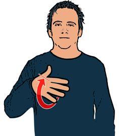Ten - British Sign Language (BSL) British Sign Language Dictionary, English Sign Language, Sign Language Phrases, Sign Language Alphabet, Learn Sign Language, American Sign Language, Learn Bsl, Learn To Sign, Makaton Signs
