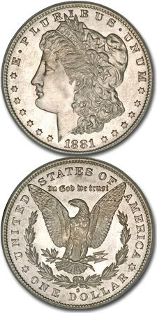 1878-1921 MORGAN DOLLAR
