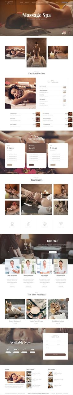 Beauty pack is a wonderful 5in1 responsive #WordPress theme for #wellness spa and beauty #massage salons websites download now➩ https://themeforest.net/item/health-beauty-wp-theme-for-beauty-business/18150388?ref=Datasata