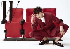 Lee Jong Suk Discusses His Drama 'W' in 'W' Magazine Photoshoot   Koogle TV