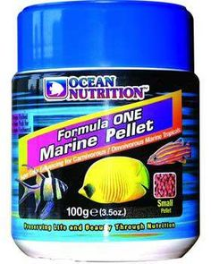 Formula One Marine Pellet Medium 14oz $22.98