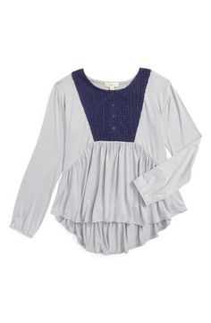 Tucker + Tate Long Sleeve Tee (Big Girls) available at #Nordstrom