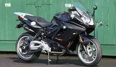 BMW F800GT: This version has increased weather protection, and improved comfort.