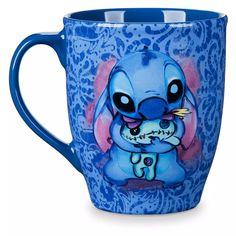 Disney Stitch Ohana Mug- Disney Parks Mug- Lilo and stitch coffee mug Ohana, Cute Disney, Disney Mickey, Disney Parks, Mickey Mouse, Citations Lilo Et Stitch, Disney Store Mugs, Disney Stores, Stitch Disney