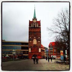 #Rostock, Kröpeliner Tor | Ferienwohnung Haubentaucher Rostock – Google+