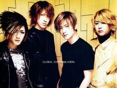 Glay (my favorite Japanese band)