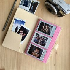 Instax Mini photo album for 120 photos of your sweet memories. The Mini album is the perfect way to keep all your captured moments organised.  - Album is available in creamy white colour. - Album size: 115 x 200 x 20 mm.
