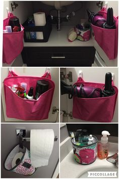 Thirty-One Bathroom Organization