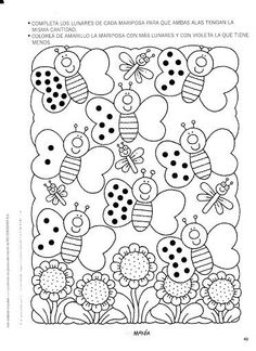 Album Archive - 4 5 6 Mania Numeros del 1 al 30 Kindergarten Worksheets, Worksheets For Kids, Learning Activities, Preschool Activities, Kids Learning, Math Numbers, Pre School, Coloring Pages, Album