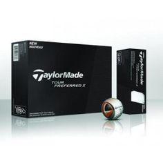 Balles de golf Taylor made Tour Preferred X