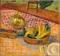 Basket of Bananas, Pierre Bonnard