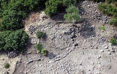 Carbonia, fortificazioni fenicie di nuraghe Sirai