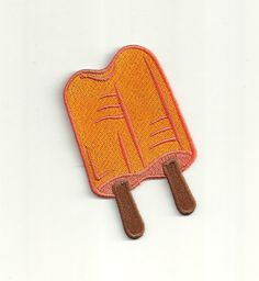 Popsicle Patch Any Color. by PatchNation on Etsy